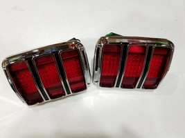 United Pacific FTL6411LED-2 1964 1/2-1966 Ford Mustang LED Tail Light Set  - $156.41