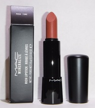 MAC Mineralize Rich Lipstick POSH TONE Boxed New Gloss Balm - $25.00