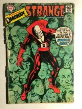 STRANGE ADVENTURES #207 Deadman (1967) DC Comics Neal Adams POOR - $9.89
