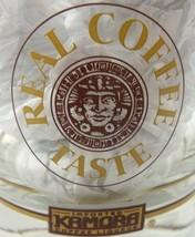 Kamora Coffee Liquerer Real Coffee Taste Cocktail Old Fashioned Glass Ba... - $14.84