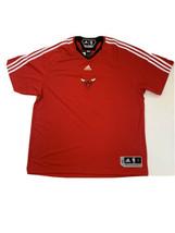 Mens Adidas Chigago Bulls Shooter Jersey Clima365 XLarge - $24.45
