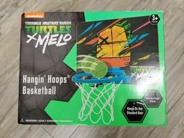 $50 Teenage Mutant Ninja Turtles XMELO Hangin' Hoops Basketball Jakks Pa... - $23.38