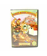 Great Bible Stories David and Goliath/The Story of Gideon Dvd - $2.95