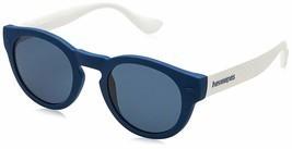Havaianas Trancoso/m Round Sunglasses, Bluewhite, 49 mm - $48.92