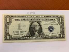 United States $1.00 banknote 1957 #39 - $23.95