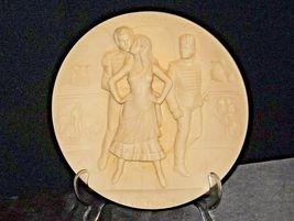 """""""Carmen"""" Di Volteradici Commemorative Plate by Gene Ruggeri AA20-CP2330 Vintage image 5"""