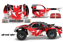 Amr Rc Graphic Decal Sticker Kit Traxxas Jconcepts Course 2012 Chevy Silverado S - $29.65
