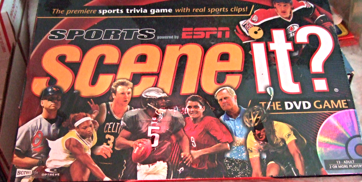 Primary image for Scene it? Sports Trivia Game