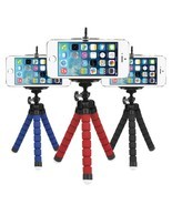 Flexible Sponge Mini Octopus Tripod Mobile Phone Gorillapod Gopro Camera... - $5.95