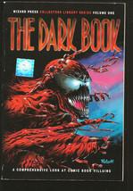 Dark Book Collector's Library Vol. 1 CARNAGE VENOM Look At Comic Book Vi... - $10.00