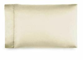*Ralph Lauren 624 Solid Sateen KING Pillowcases (2) - Hollywood Cream NWT - $52.76