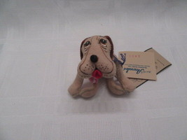 "Annalee 1998 4"" ""Playful Pup Dog"" Mint With Tags - $26.00"