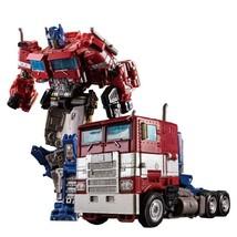 Transformation Optimus Prime Commander Alloy Metal Action Figure Robot G... - $39.84+