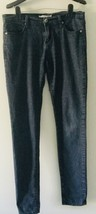 Forever 21 jeans denim stretch dark wash size W28 L32 straight leg  - $15.93