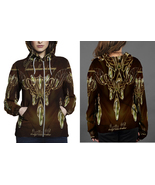 Victorian jewelry set Zipper Hoodie Women's - $48.99+