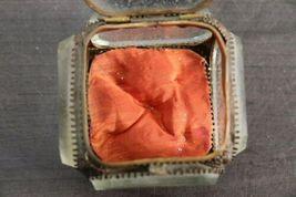 "Rare Vintage Regency 10"" Decorative Capitol Building Box Vanity Jewelry Trinket image 6"