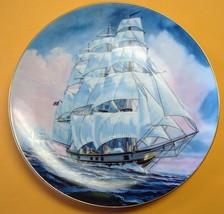 Danbury Mint Sailing Ships The Ann McKim Collector plate The Rosenthal G... - $3.95