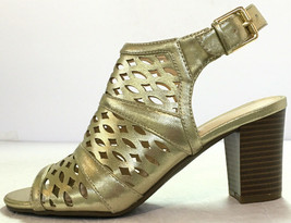 Liz Claiborne Womens Gloria Heeled Sandals US Size 7M - $23.75