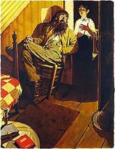 Tom Sawyer When I Lit My Candle Norman Rockwell Print - 8 in x 10 in - M... - $9.99