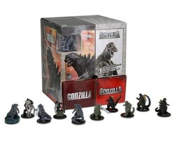 "GODZILLA - Full Set of 10~ 2014 NECA WizKids 2"" Action Figures - $44.55"