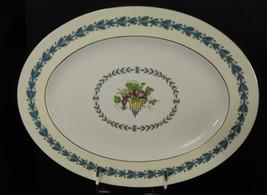 "Wedgwood Appledore Large 15"" Platter - $71.24"