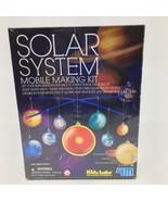 New Kidz Labs SOLAR SYSTEM Mobile Making Kit -Glows in the Dark - $17.75