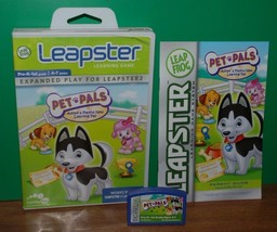 Leapfrog Leapster Pet Pals Game Case, Parent Guide, Cartridge - $4.99