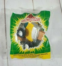 Burger King 1998 Small Soldiers Commando Elite Toaster Car Figure Sealed in Bag - $9.70