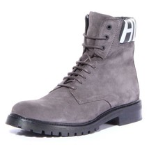Hugo Boss Men Explore_Halb_wxsd Boots Shoes Dark Grey, Size 12 - $327.68