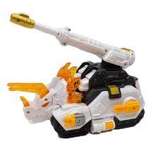 Miniforce Cera Tank Action Figure Super Dino Series Transforming Robot Toy image 4