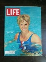 Life Magazine October 9, 1964 - Olympic Swimmer Donna de Varona- Harpo M... - £4.32 GBP