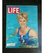 Life Magazine October 9, 1964 - Olympic Swimmer Donna de Varona- Harpo M... - $5.98