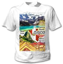 PERU CUZCO EXTRA - NEW COTTON WHITE TSHIRT - $19.53