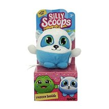 Silly Scoops Series 1 Lychee Panda Plush Character with 1 Hidden Plush Character - $12.38