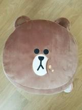 K-POP LINE FRIENDS X BASKIN OFFICIAL LIMITED BEAR CUSHION - $49.49