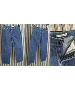 Women's Lee relaxed fit at the waist jeans size 6 Short Petite blue 29 x 28 - $19.58