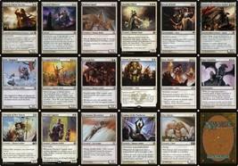 Heliod's Humans | MTG Magic The Gathering Mono White Modern 60 Card God ... - $26.99