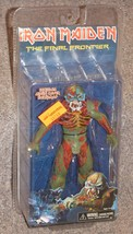 2011 NECA Iron Maiden The Final Frontier 7 inch Figure New In The Package - $99.99