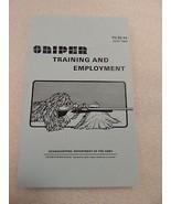 Book - Sniper Training - $20.00