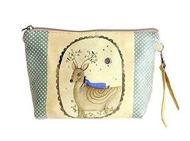 Cute And Funny Deer Canvas Cosmetic Bags/Purse