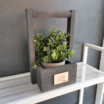 Box for Gifts, Decor Wood Box, Planter Box, Box for Flower arrangement - $17.00