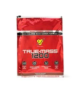 BSN Fitness First True-Mass 1200 Chocolate Milkshake 1230 Calories / 10.... - $54.43