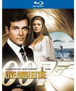 007 James Bond Live and Let Die [Blu-ray] - $4.95