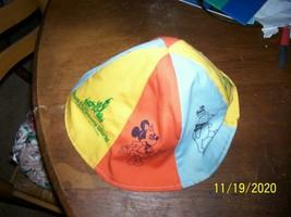 Vintage Walt Disney Bucket Beach Hat One size fits all Adult size - $25.00