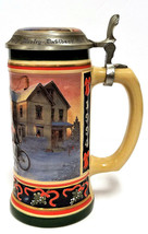 Harley-Davidson Stein Under The Mistletoe Holiday Memories LTD Ed. #194 CIB - $96.03