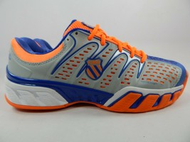K-Swiss Bigshot II Talla 10.5 M (D) Ue 44 Hombre Tenis Zapatos de Salón Azul