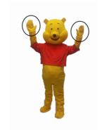 Winnie The Pooh Manos Adulto Disfraz de Mascota Halloween Cumpleaños Dis... - $14.82