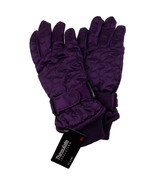 Joe Boxer Girls Quilted Winter Gloves 3M 40g Thinsulate Snow Ski Hiking ... - £2.92 GBP