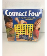 2002 Connect 4 Four vertical checkers Game Milton Bradley Hasbro New - $49.99