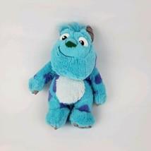 Disney Parks Monsters Inc Sully Baby Plush Disney Babies Blue #T12 - $11.88